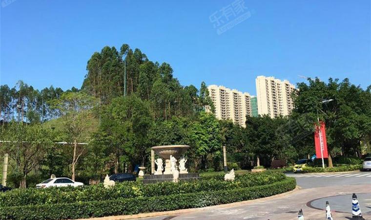 珠江壹城5实景图