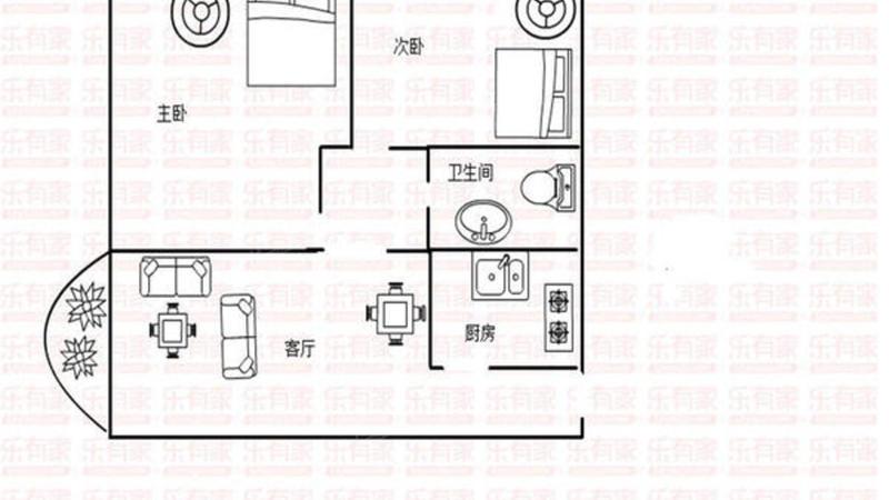 康湖山庄户型图