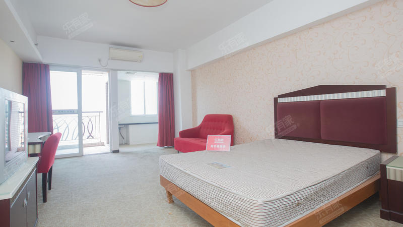 凯旋国际公寓1室1厅1卫50.47㎡