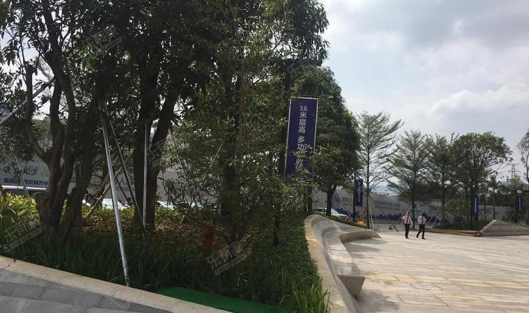 湾景商务中心外景3