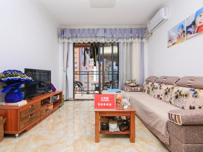 保利悦都业主诚心出售的三房,朝南向,位置安静-深圳保利悦都二手房