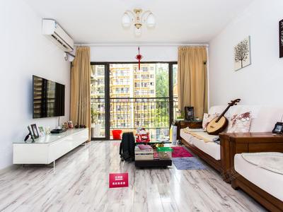 英郡年华花园 西南 普装 3室 2厅 87.71m²-深圳英郡年华花园二手房