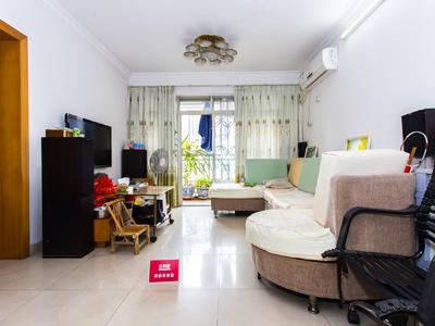 鹏达花园大2房,户型通透,客厅出阳台,使用率高
