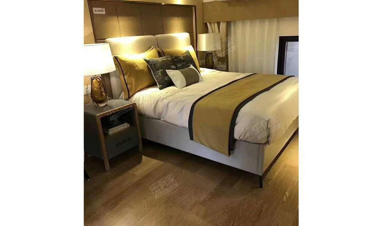 博雅公馆卧室3