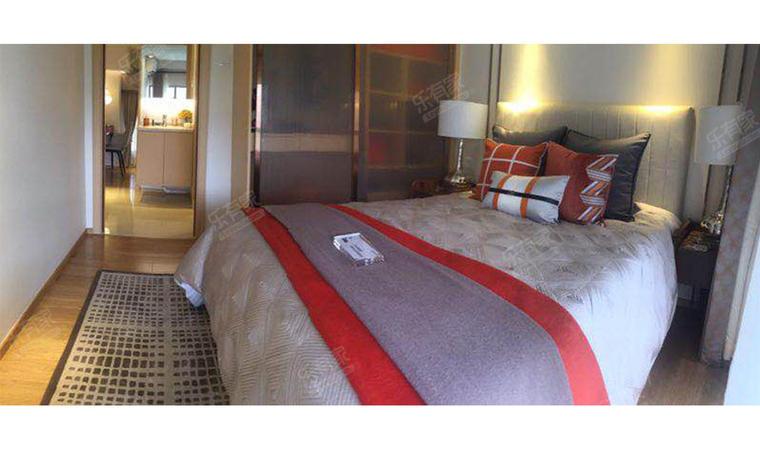 博雅公馆卧室2