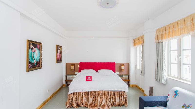湖心岛公寓,舒适2房,红本在手费用低