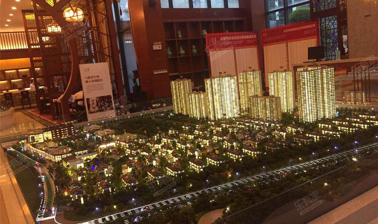山水江南花园商业项目3333