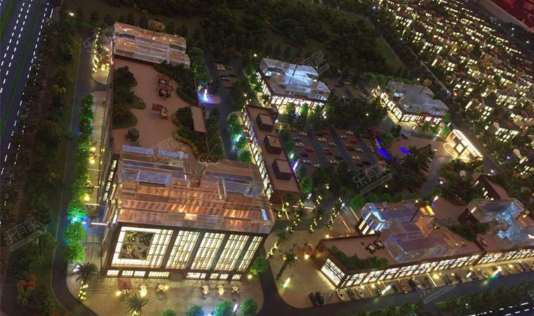 山水江南花园商业项目.....