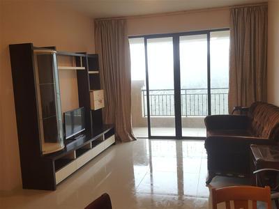 金湾红旗鸿泰海半山,精装三房二厅,朝向采光好-珠海鸿泰海半山租房