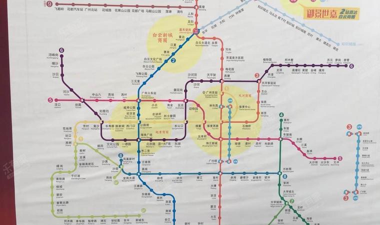 名城御景绿洲配套图3