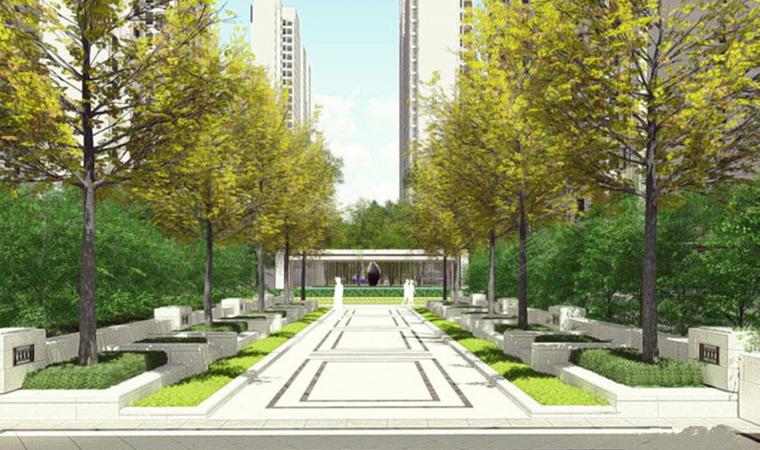 悦珑湾花园(惠州)效果图2