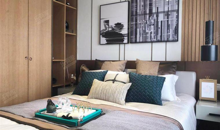 悦珑湾花园(惠州)卧室