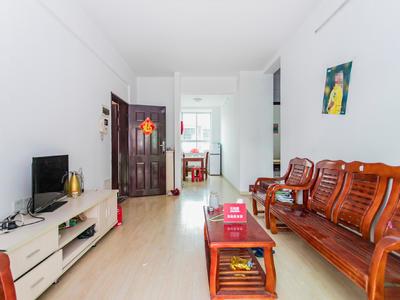 东江学府一期南北精装2室2厅76.8m²-惠州东江学府一期二手房