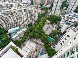 长城大厦实景图