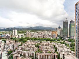 桐林城市广场实景图