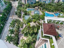 东海花园二期实景图