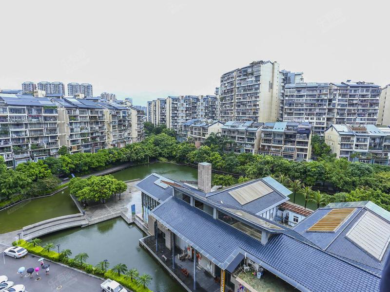 春华四季园实景图