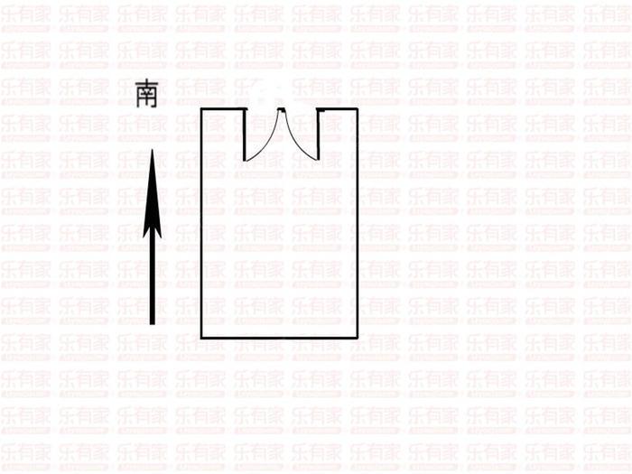 大新城二期户型图