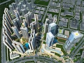 佳兆业城市广场一期实景图