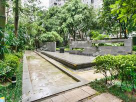 金地梅陇镇花园一期实景图