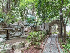 翠海花园一期实景图
