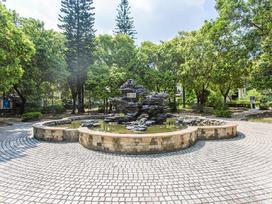 梅花山庄实景图