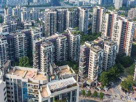城投.七里香榭实景图
