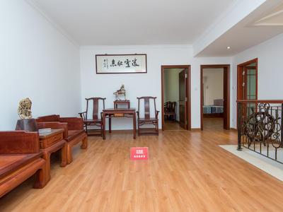 中信左岸复式好房出售,上下两层计一层面积,带单边私家花园-中山中信左岸二手房