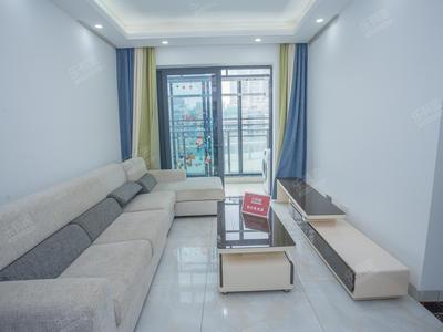 龙胜地铁口精装3房,厅正出阳台经典户型,价格可谈-深圳特发和平里二期二手房
