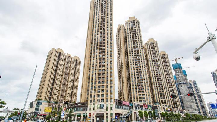 中海锦城航拍
