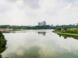 滢水山庄一区实景图