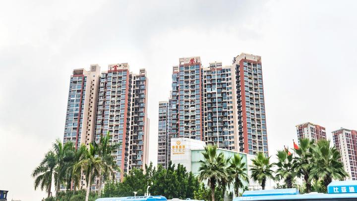 芷峪澜湾花园实景图