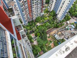 东港印象家园实景图