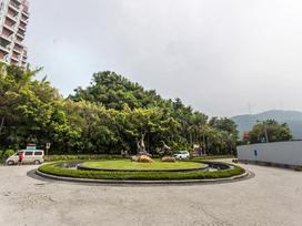 星河丹堤实景图