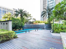 南园枫叶公寓实景图