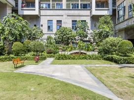 泛海拉菲花园2期实景图