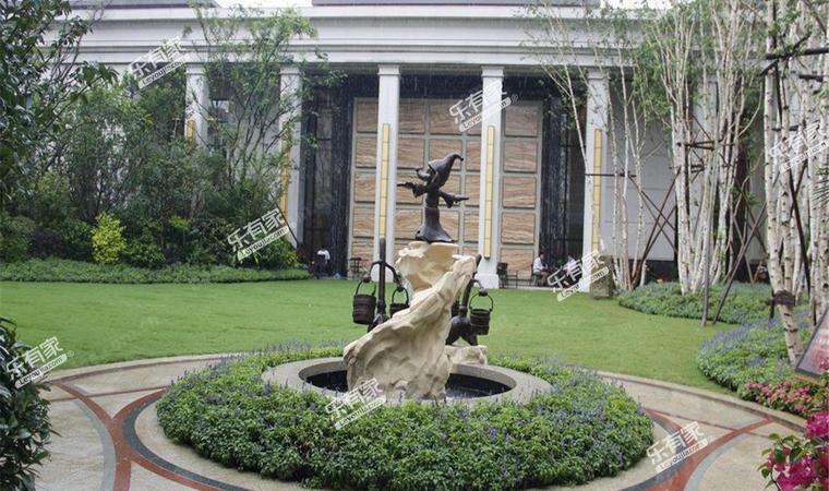 尚誉花园实景图14