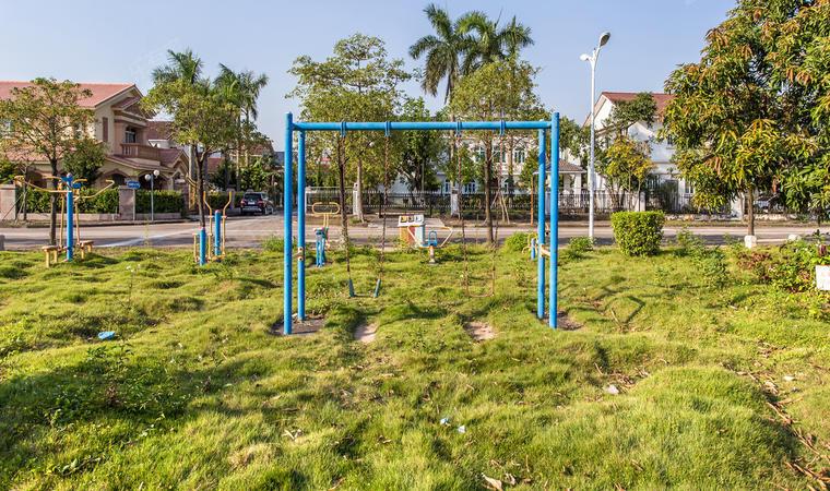 金沙花园自建别墅小区图片9