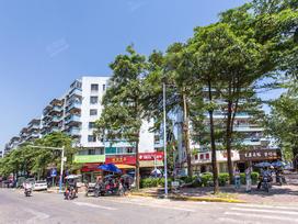 金沙新城实景图