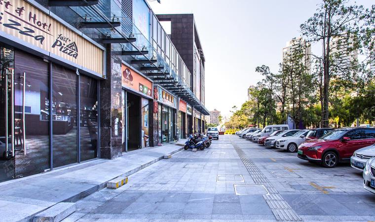 花海湾花园街景图2