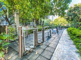 都市花园实景图