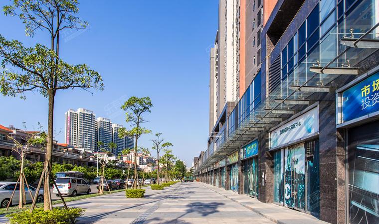 花海湾花园街景图4