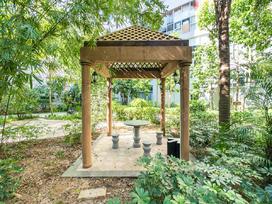 中爱花园实景图