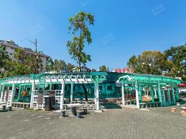 东乐花园实景图