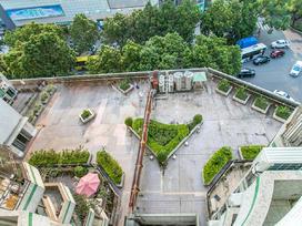 花果山大厦实景图