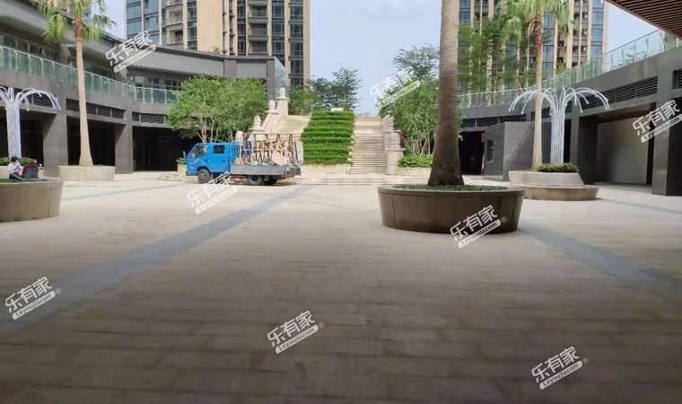 名居广场小区实景图14