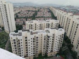 中海翠林兰溪园实景图