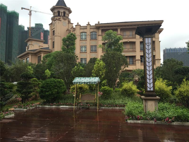 星城玉珑湾实景图