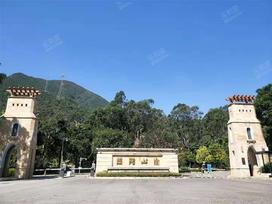 莲湖山庄实景图