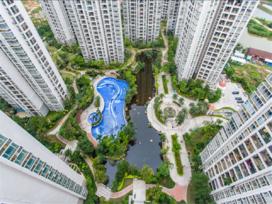 锦绣海湾城6期实景图